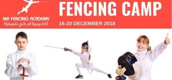 Junior Winter Fencing Camp
