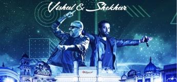 Vishal & Shekhar Concert