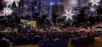 Festive Outdoor Cinema Special