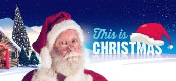 Meet Santa at Ski Dubai