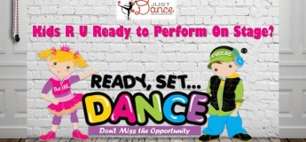 Kids Learn & Dance on Stage (Bur Dubai)
