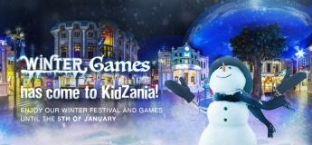 Winter festival and Games @ KidZania