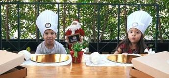 Little Chef's Christmas class