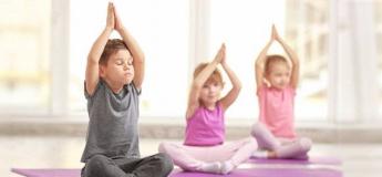 Kids Yoga Age 4-8