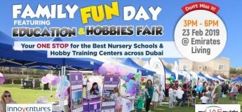 Education & Hobbies Fair at Emirates Living
