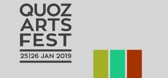 Quoz Arts Fest 2019