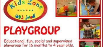 Toddler Playgroup - New term