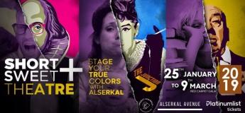 Short+Sweet Theatre Festival 2019
