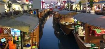 Floating Market @ Global Village