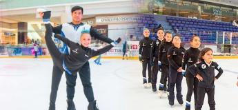 Dubai Ice Rink Academy @ Dubai Ice Rink