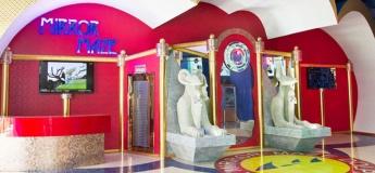 Mirror Maze @ Dubai Dolphinarium