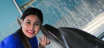 Dolphin Planet @ Dubai Dolphinarium