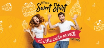 It's the Cake Month @ Brothaus Bakery - Bistro