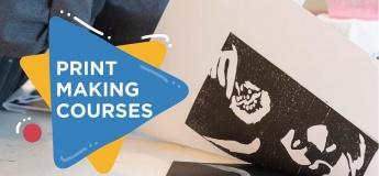 Print Making Courses: Woodcut Printing - Beginners