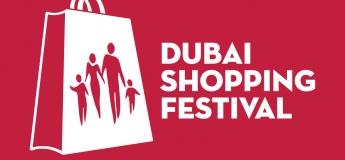 Dubai Shopping Festival's Shop the Night Away