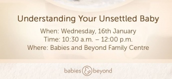 Understanding Your Unsettled Baby
