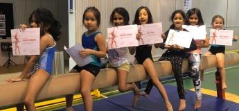 Regent International School Gymnastics