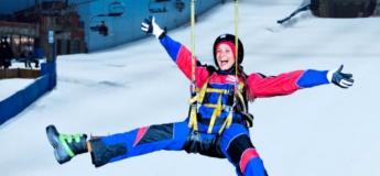 Snow Bullet Ride @ Ski Dubai