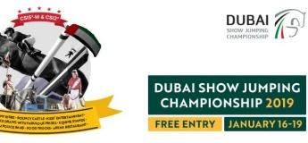Dubai Show Jumping Championship 2019