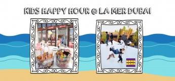 Kids Happy Hour at La Mer Dubai