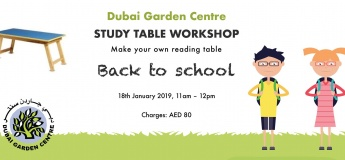 Create your own study table