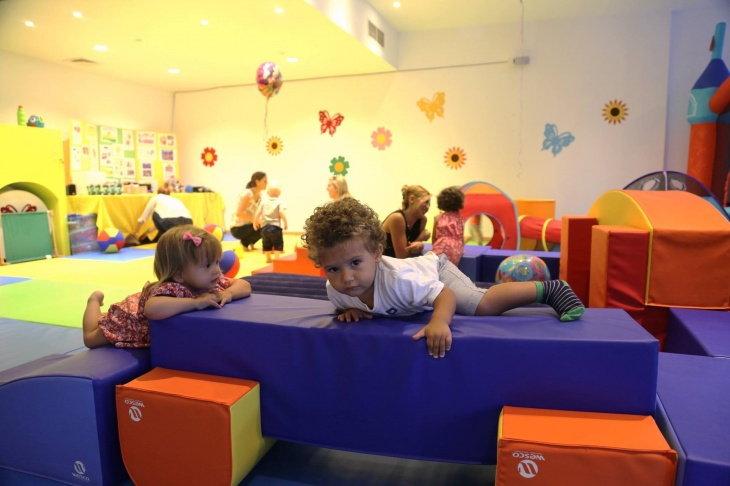Toddler Sense @ Ductac Mall of the Emirates