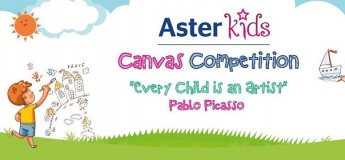 Aster Kids Canvas Competition - Arabian Ranches