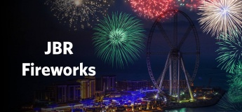 Watch the fireworks at Hilton!