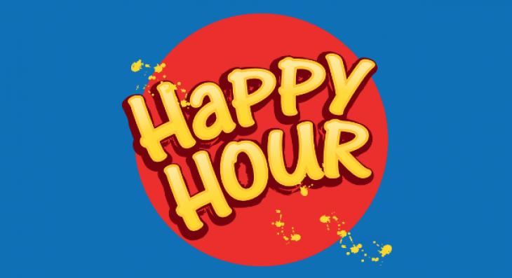 Happy Hour on Weekdays