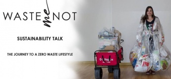 Waste Me Not Sustainability Talk