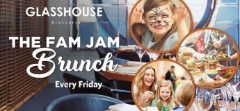 The Fam Jam Brunch at Glasshouse