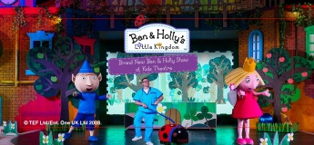 Ben & Holly Show @ Global Village