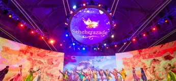 Scheherzade Musical Show @ Global Village