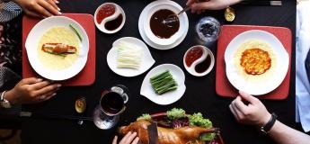 Chinese New Year at Shang Palace