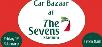 Car Bazaar at The Sevens Stadium