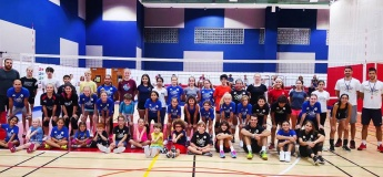 Volleyball at DBS -Jumeirah Park