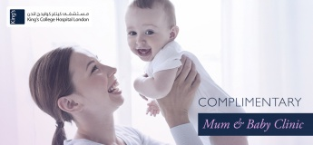 Complimentary Mum & Baby Clinic
