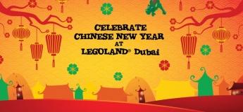 Celebrate Chinese New Year at LEGOLAND® Dubai