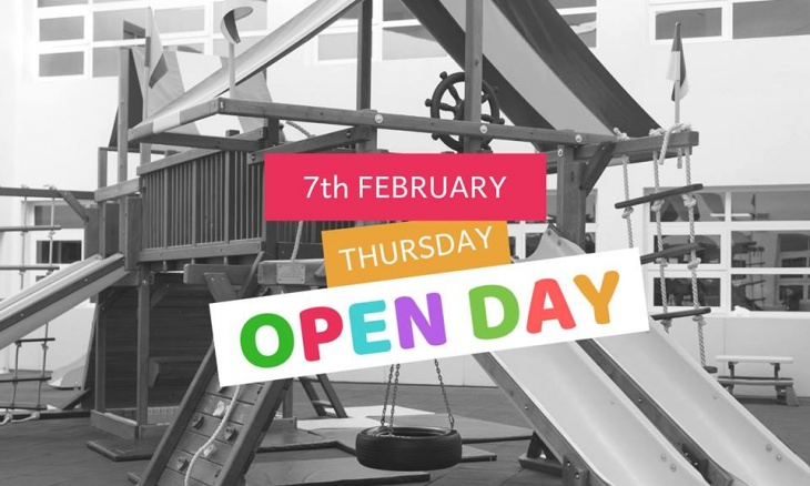 Open Day at Newlands School