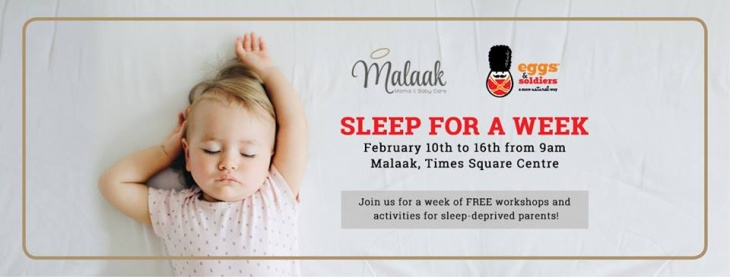 SLEEP for A WEEK with Malaak and Eggs & Soldiers