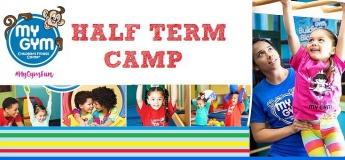 Half Term Camp @ My Gym UAE Children's Fitness Center