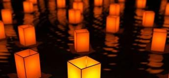 Spring Festival Lantern Release Ceremony