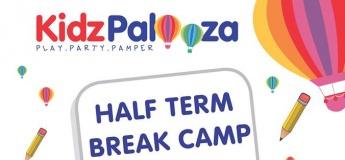 Half Term Break Camp @ Kids Palooza