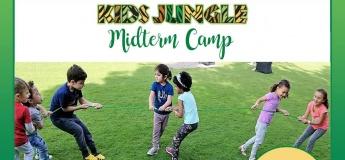 Midterm Camp @ Kids Jungle