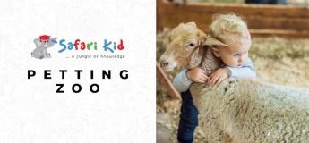 Safari Kid Nursery Sheikh Zayed Road Petting Zoo!