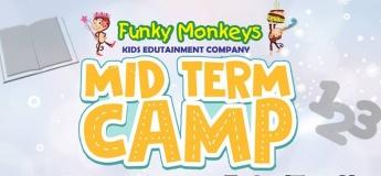 Midterm Camp @ Funky Monkeys Playland