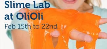 Slime Lab at OliOli