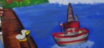 EXPLORE!art classes for kids 9-12 years
