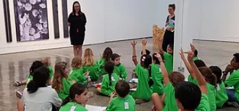 Children's Tour of Alserkal Avenue - Social Saturdays at Alserkal Avenue