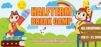 Half Term Break Camp 2019